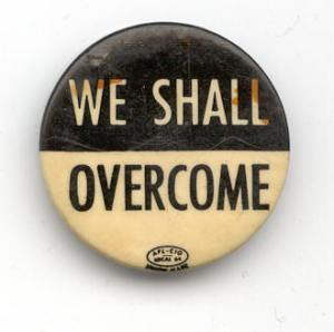 1 - overcome