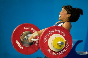 SPORTS OLY-WEIGHTLIFTING 9 SA